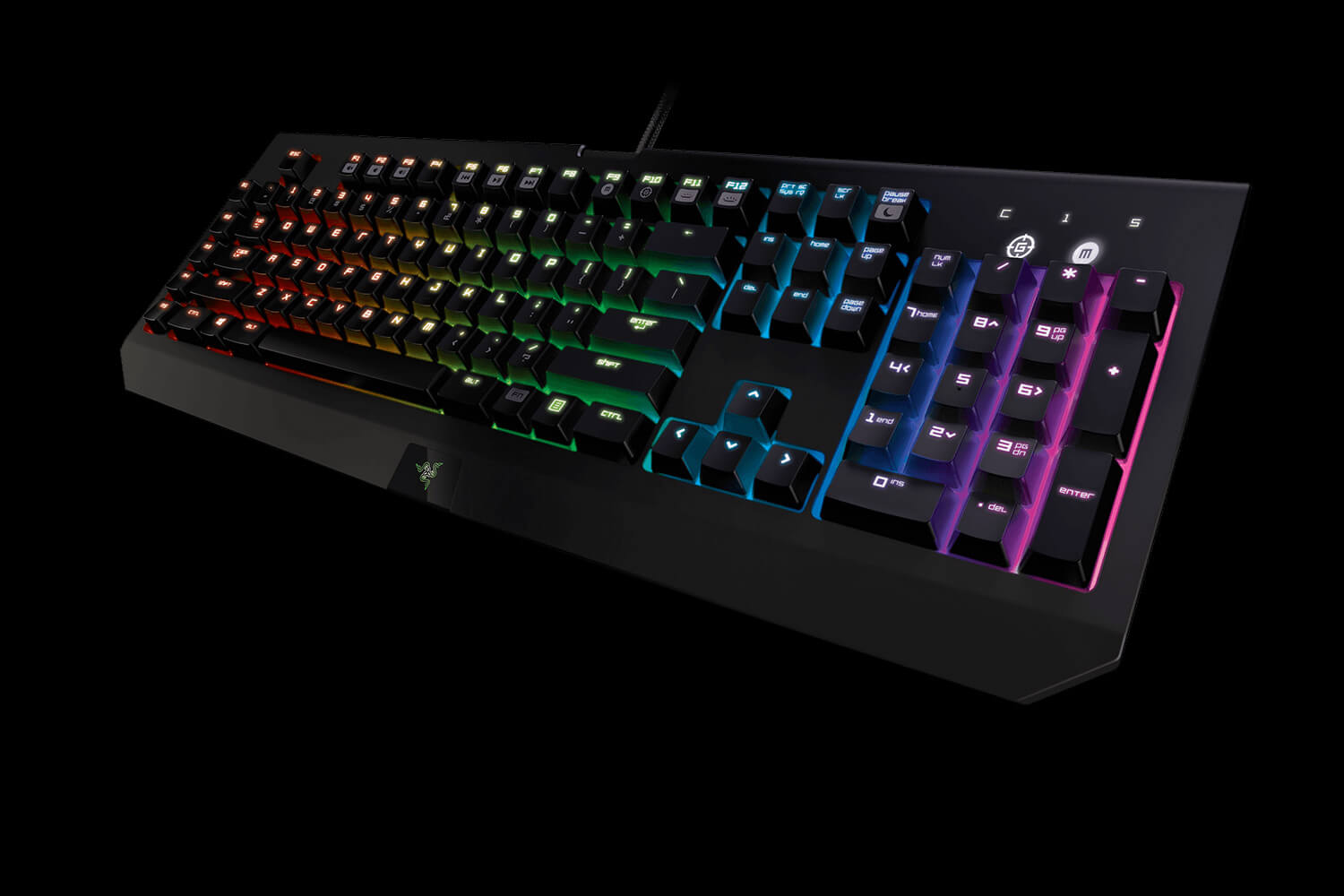 Razer BlackWidow Chroma - Mechanical Gaming Keyboard