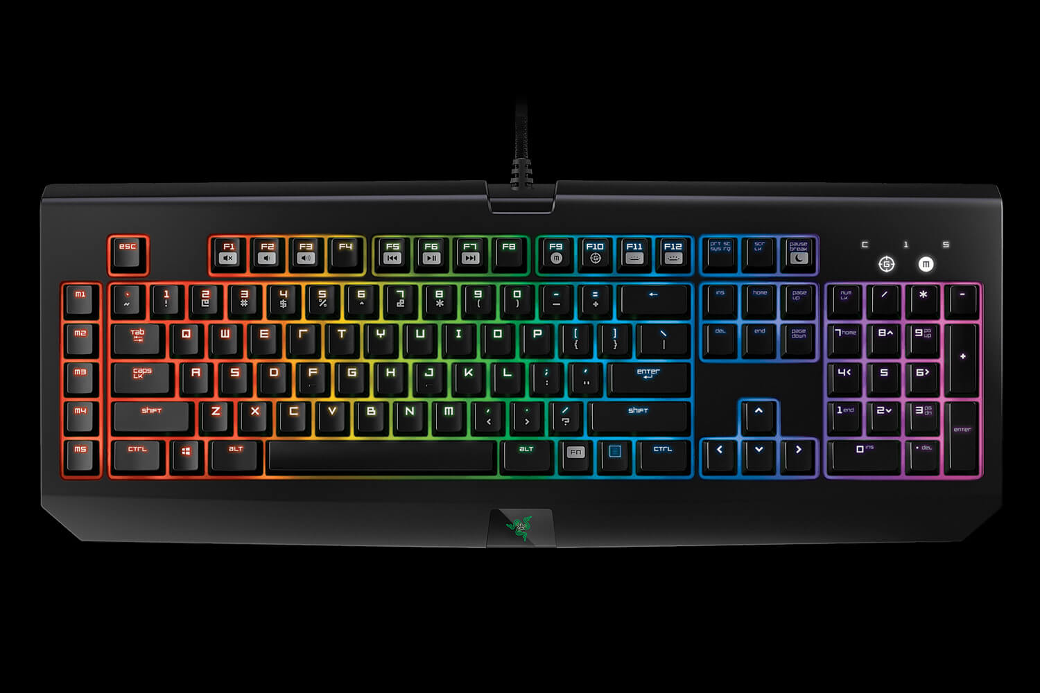 5dd8f0c0340 Razer BlackWidow Chroma - Mechanical Gaming Keyboard