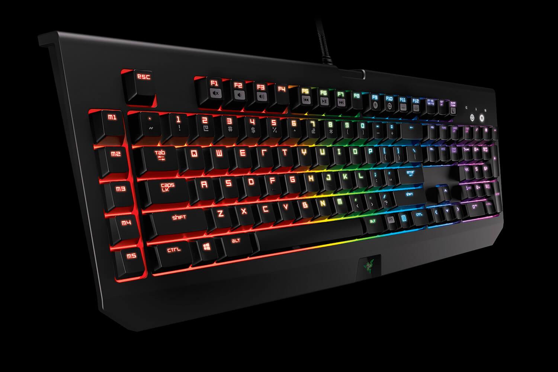 ef847a7a3fa Razer BlackWidow Chroma - Mechanical Gaming Keyboard