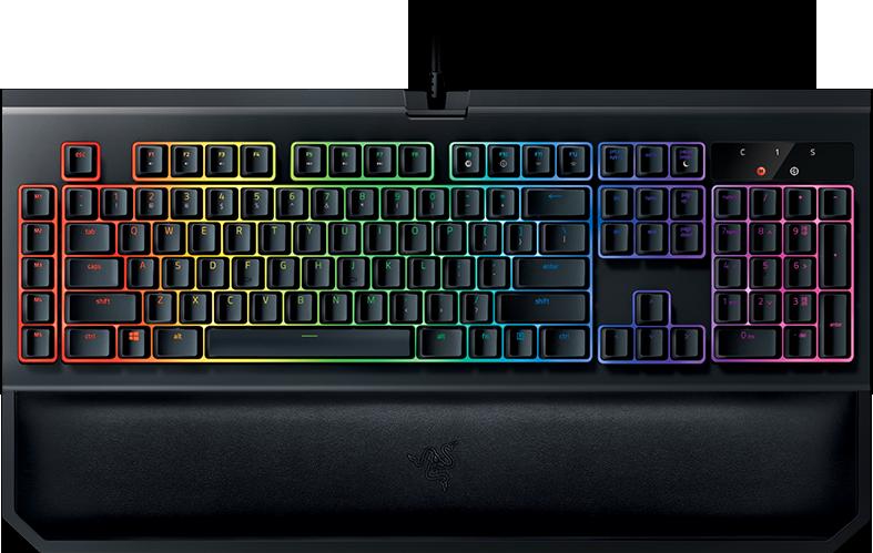 clear on keyboard