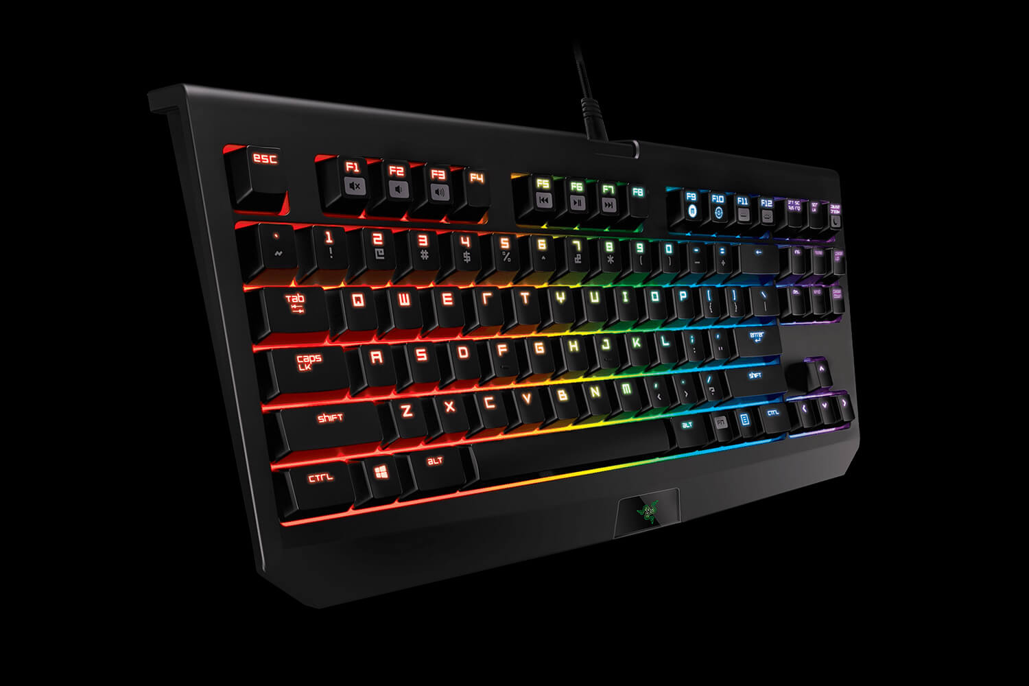 Razer BlackWidow Tournament Edition Chroma - Mechanical Keyboard