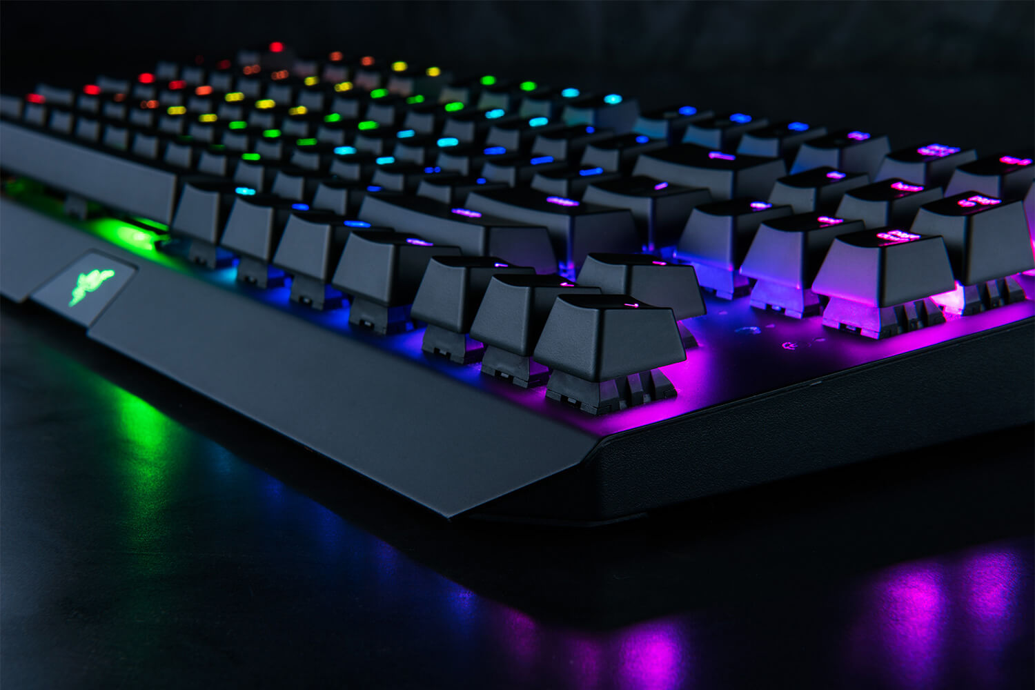 how to change the colors on razer chroma keyboard