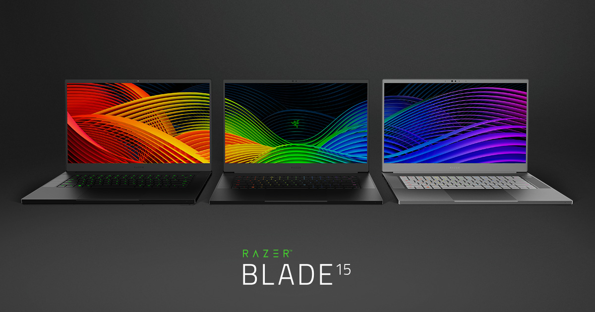 The New Razer Blade 15
