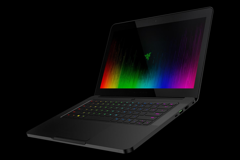 The New Razer Blade Gaming Laptop