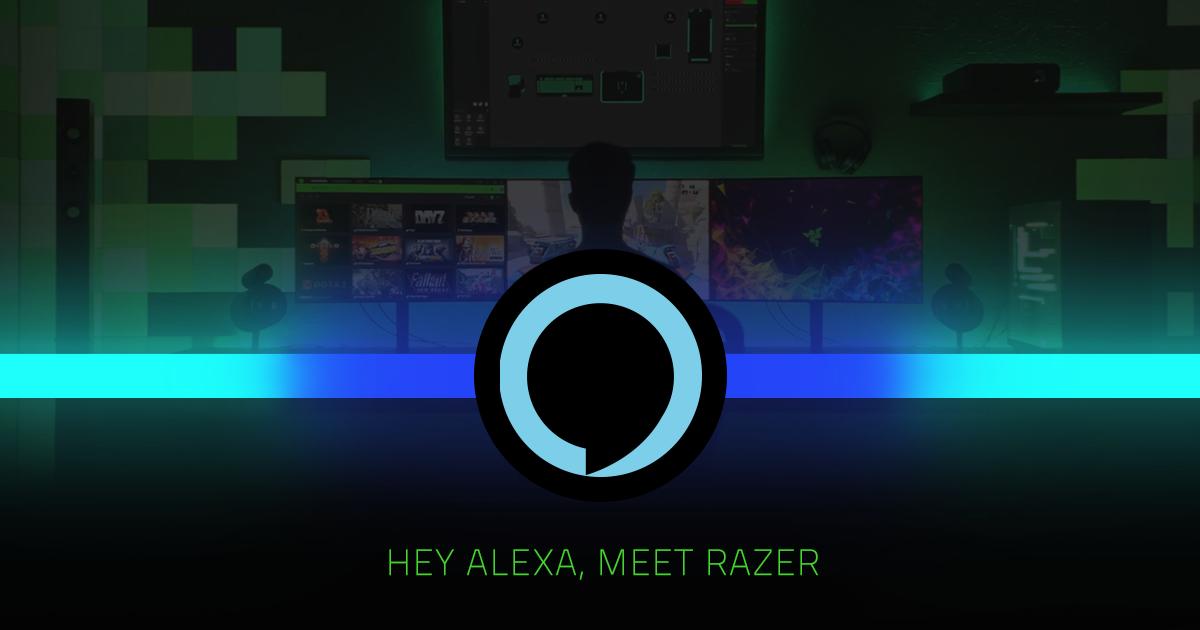 Hey Alexa, Meet Razer | Razer United States
