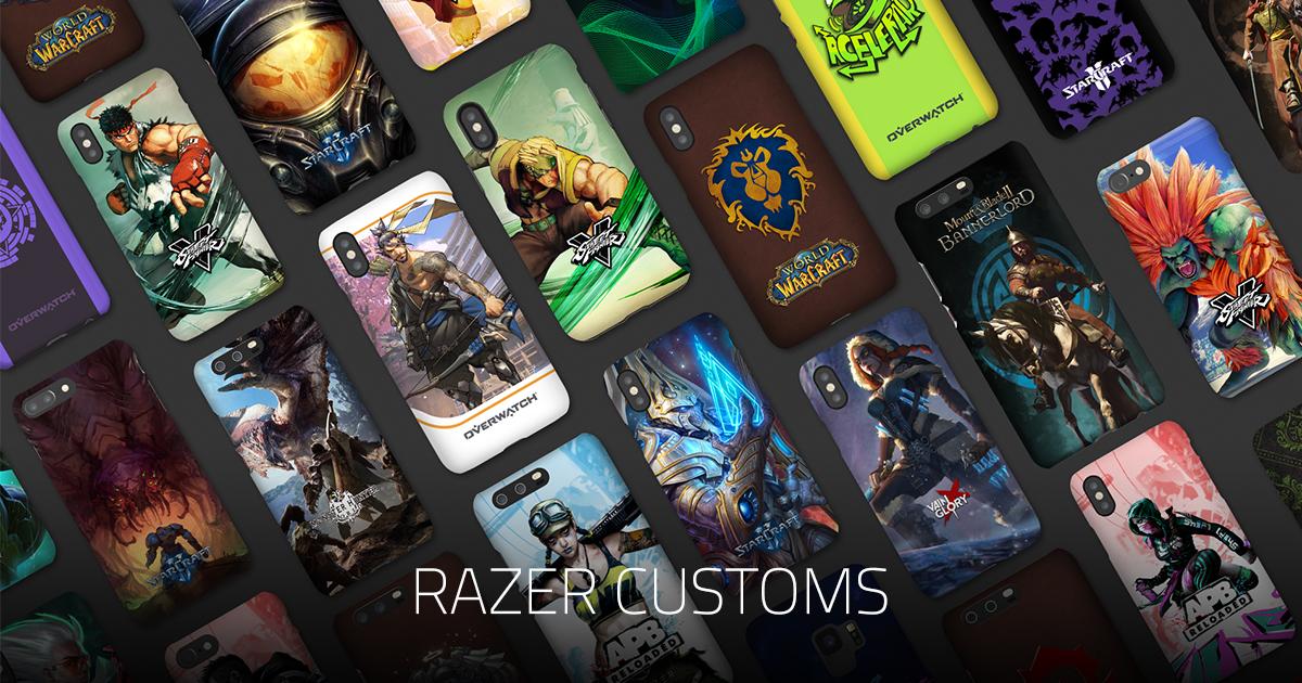 Razer Customs | Razer United States