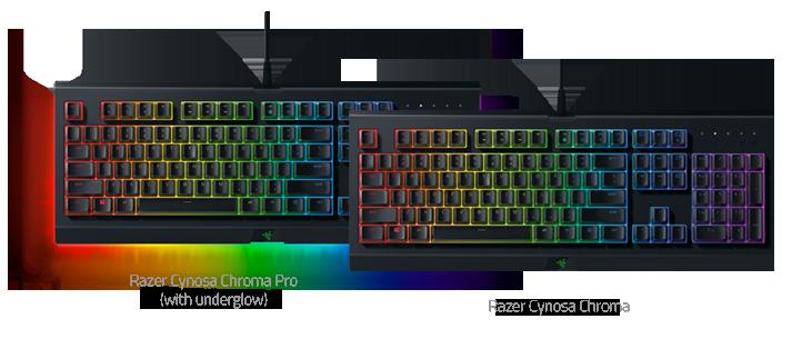 cf5d304ad0d Razer Cynosa Chroma Pro – Multi-color RGB Gaming keyboard – Individual