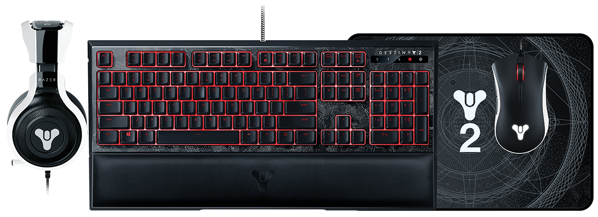 Razer Destiny 2 Razer Gaming Peripherals