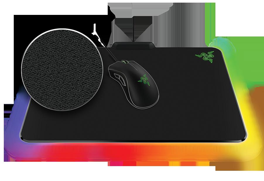 Razer Firefly cloth vs hard pad