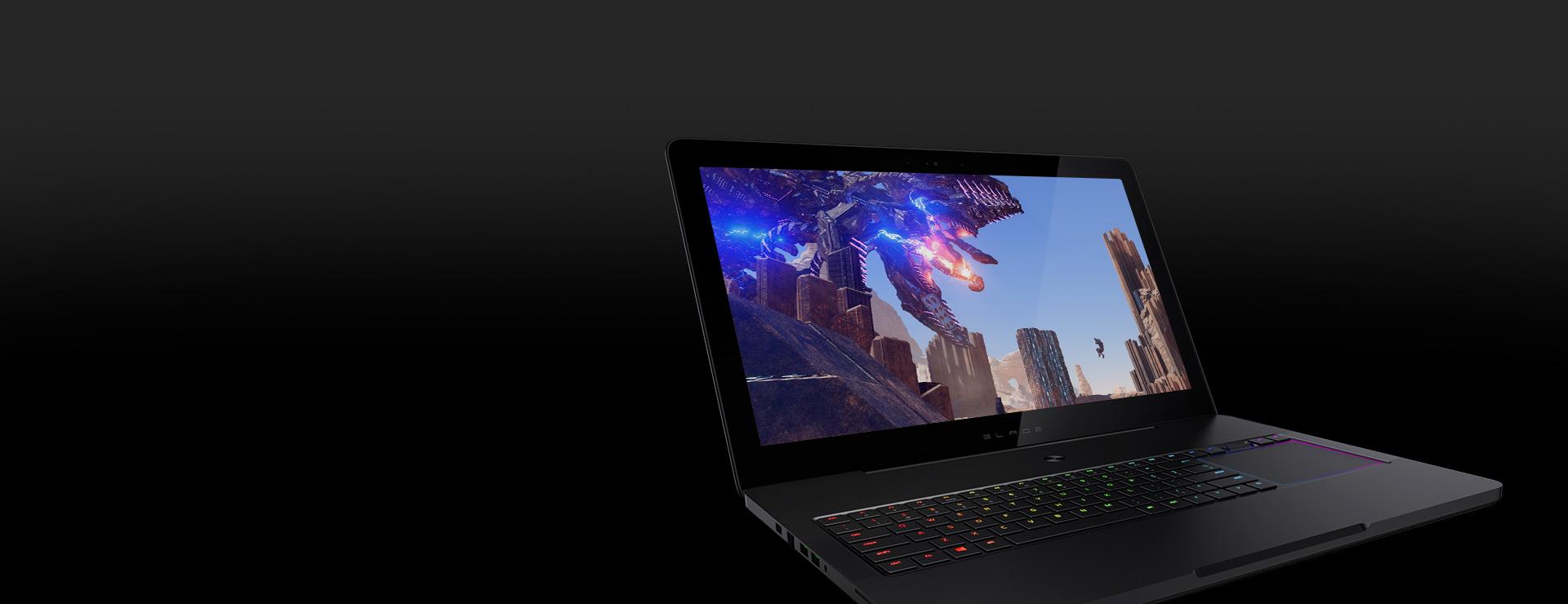 The New Razer Blade Pro V2 - The Desktop in Your Laptop