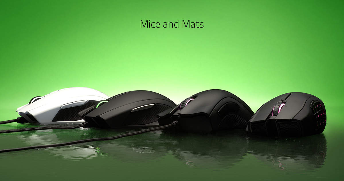 058b0c6a74a Razer Gaming Mouse and Mat: Wireless Mouse, Ergonomic Mouse, and more |  Razer United States