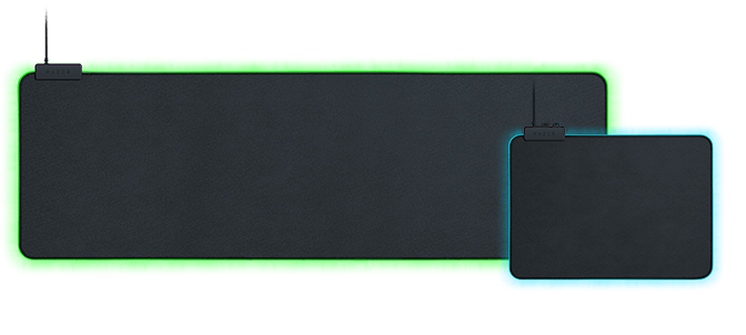 6bcbfbffd86 Our bestselling soft gaming mouse mat is now Powered by Razer Chroma™—ready  to illuminate every victory in a stunning spectrum of colors.