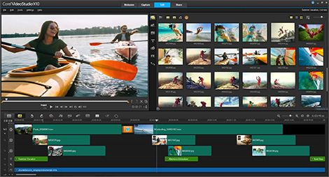 Corel Video Studio Pro X10