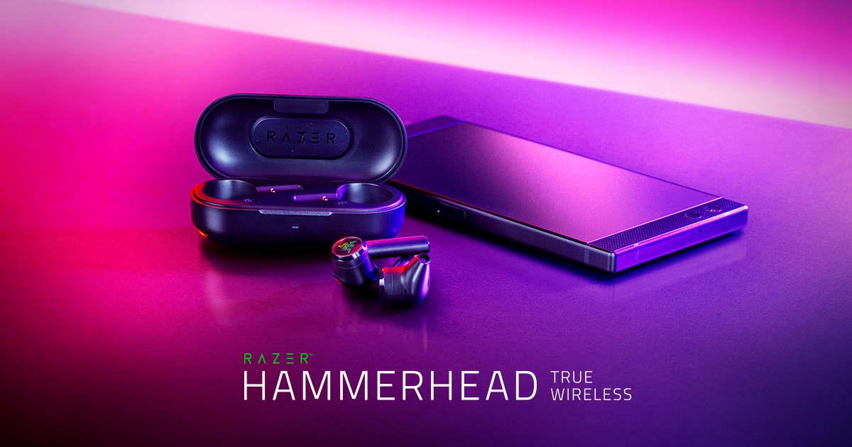 Hammerhead true wireless razer