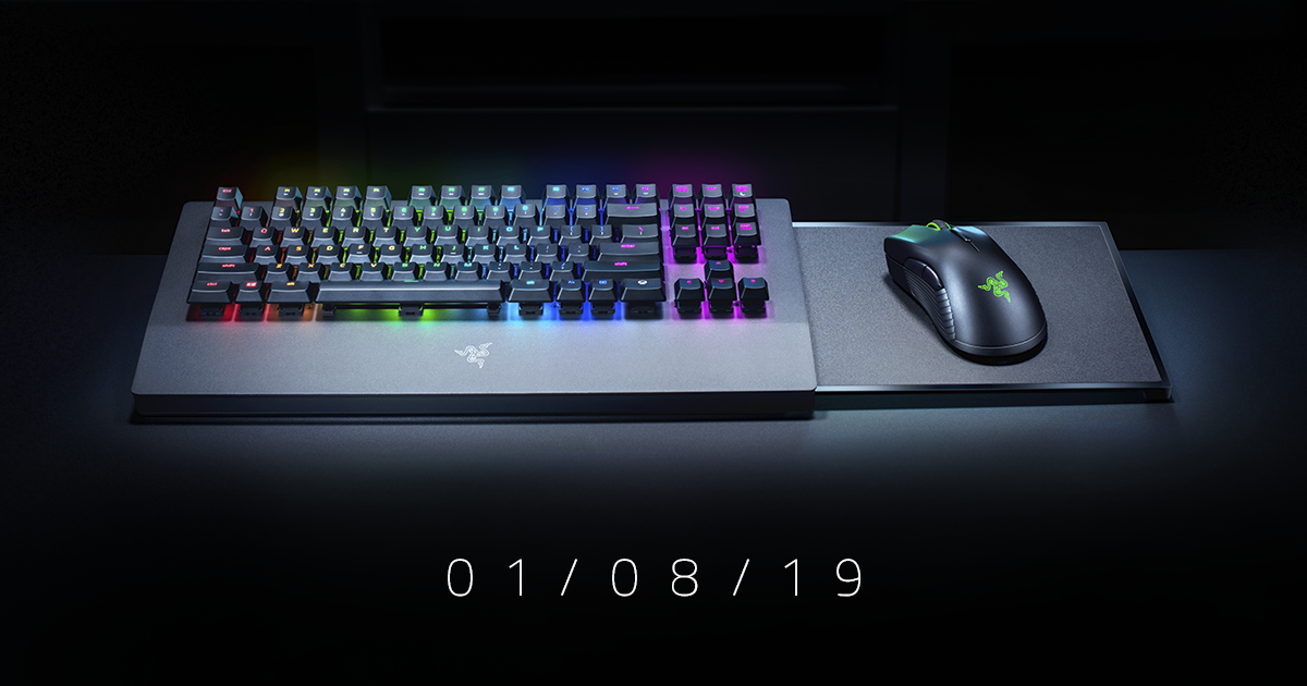 The First Wireless Keyboard and Mouse Designed for the Xbox One