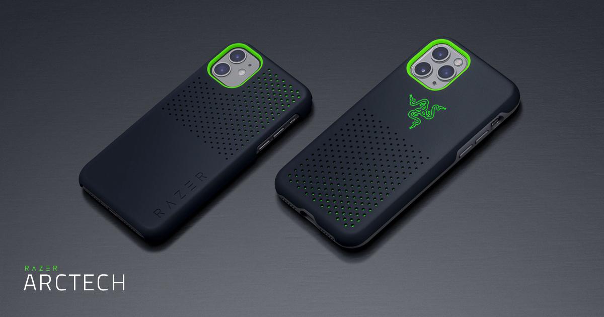 Mobile Phone Case   Razer Arctech