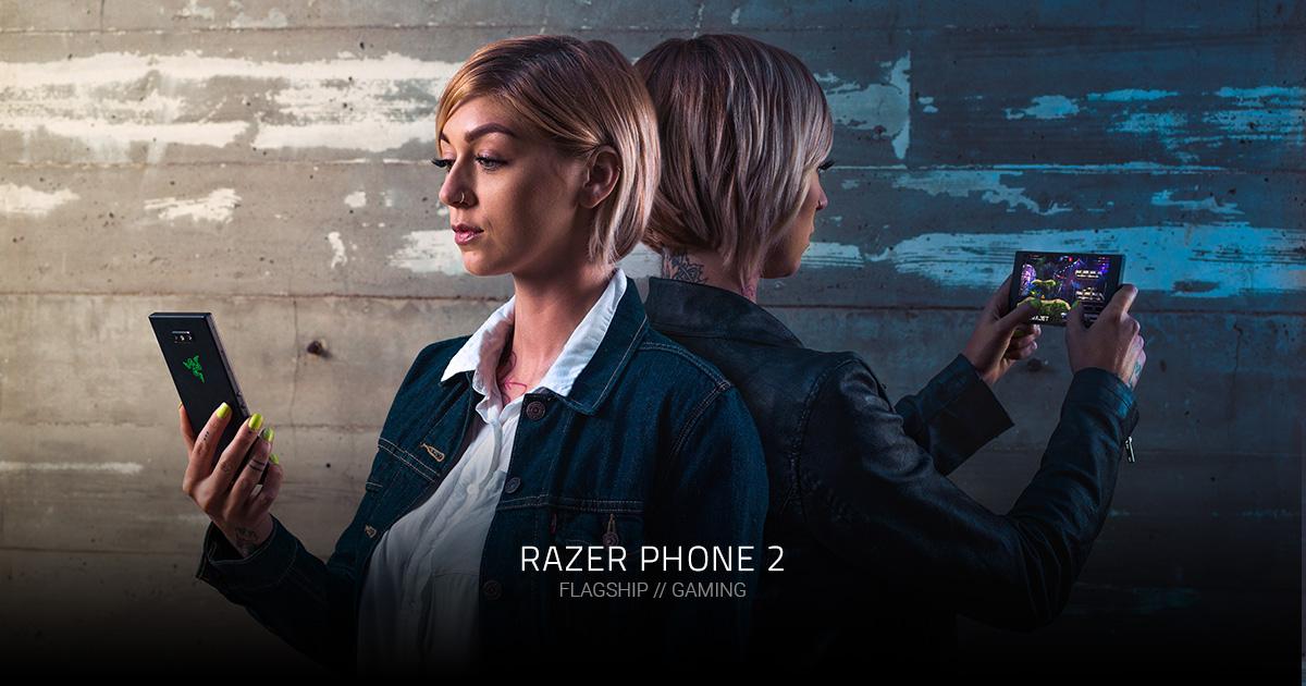 Razer Mobile - Razer Phone, Mobile Accessories | Razer United States