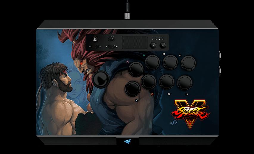 Arcade Fight Stick for Playstation 4 - Razer Panthera Evo