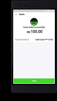 E-Wallet Mobile App | Razer Malaysia