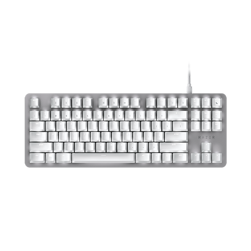 Razer BlackWidow Lite Mercury White