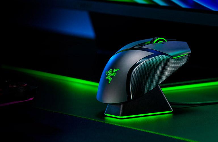 Wireless Gaming Mouse - Razer Basilisk Ultimate