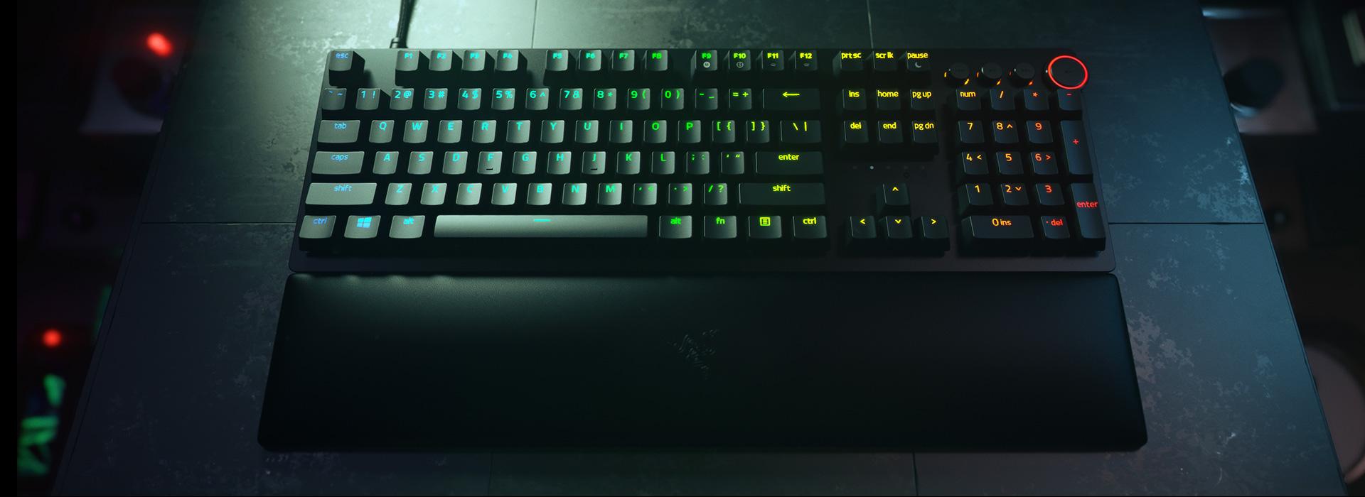 Conoce el teclado más rápido del mundo: el nuevo Razer Huntsman v2