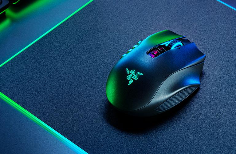Hadirkan Razer Naga X, Mouse Gaming Tercanggih yang Diakui Para Gamer MMO
