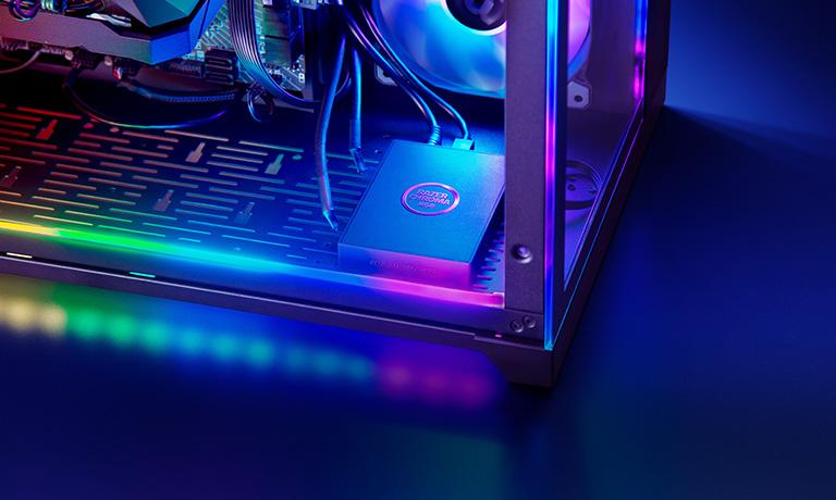 Tutta la nuova collezione di accessori Razer Chroma per l'illuminazione