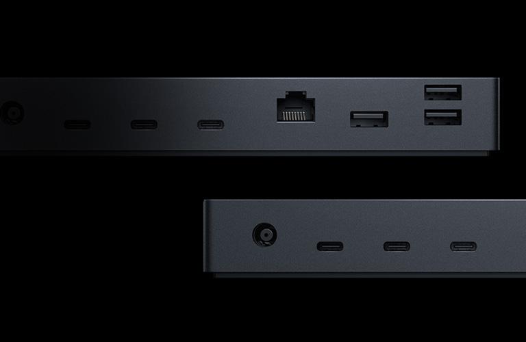 Razer's $330 Thunderbolt 4 Dock Chroma is a delight for RGB lovers 768x500 thunderbolt4dock chroma mobile panel5 v2
