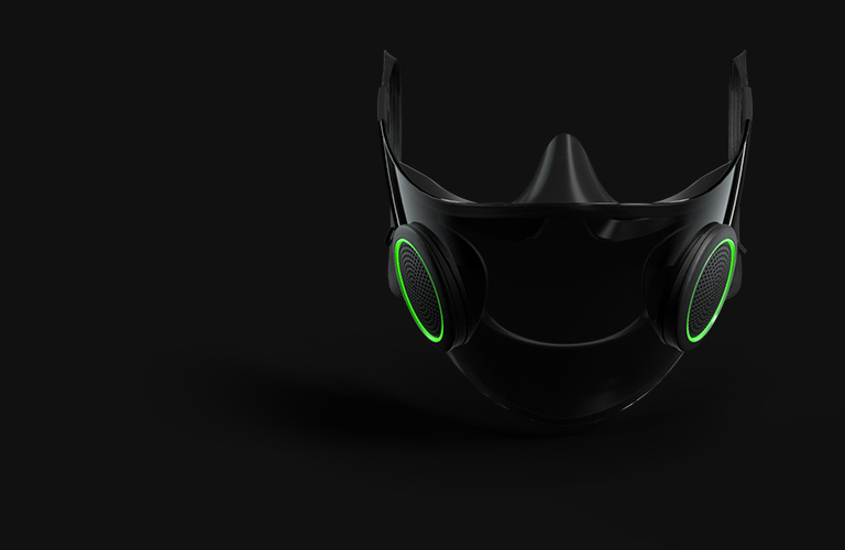 The World's Smartest Mask - Project Hazel