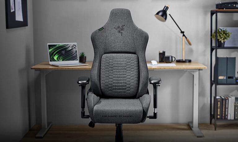 Razer introduce a la familia Razer Iskur, las nuevas sillas ergonómicas para Gaming hechas de tela