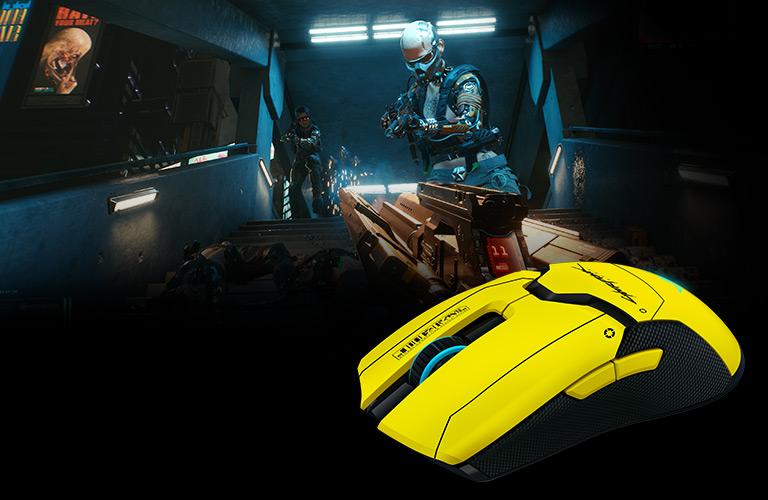 Razer Viper Ultimate Cyberpunk 2077 Edition