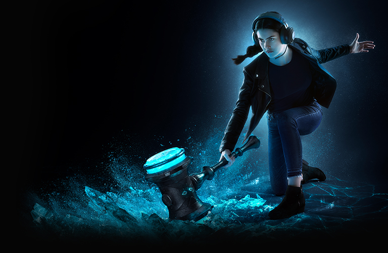 PC Gaming Headset for Competition - Razer Kraken Tournament Edition