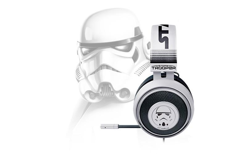 Star Wars Pc Peripherals Razer Stormtrooper Trade Edition