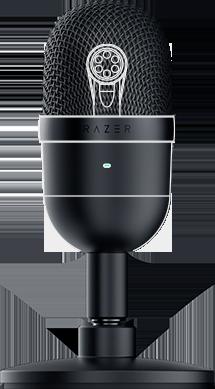 Razer Seiren Mini Ultra-compact Streaming Microphone - Quartz 9