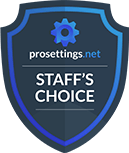 Prosettings Staff Choice