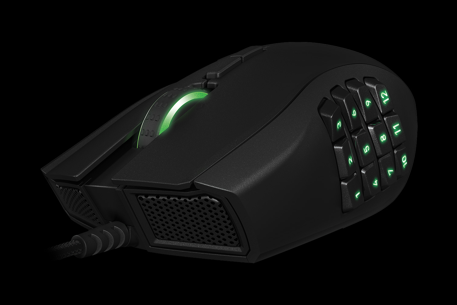 Razer Naga Gaming Mouse Ergonomic Mmo Usb Wiring Diagram For Wires Free Download Prevnext