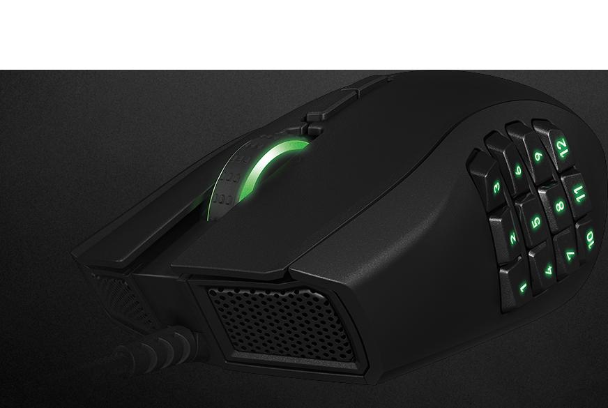gaming mice razer naga