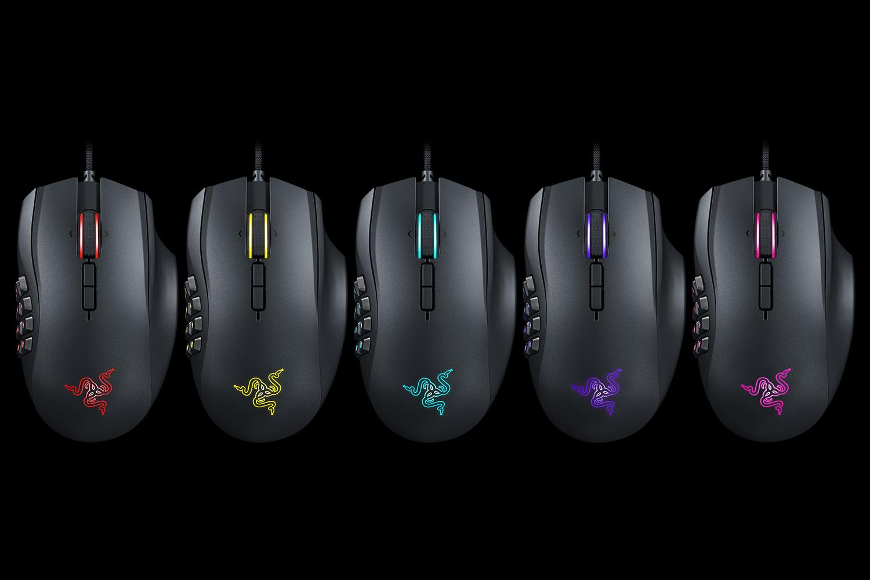 Refurbished Razer Naga Chroma Best Mmo Gaming Mouse