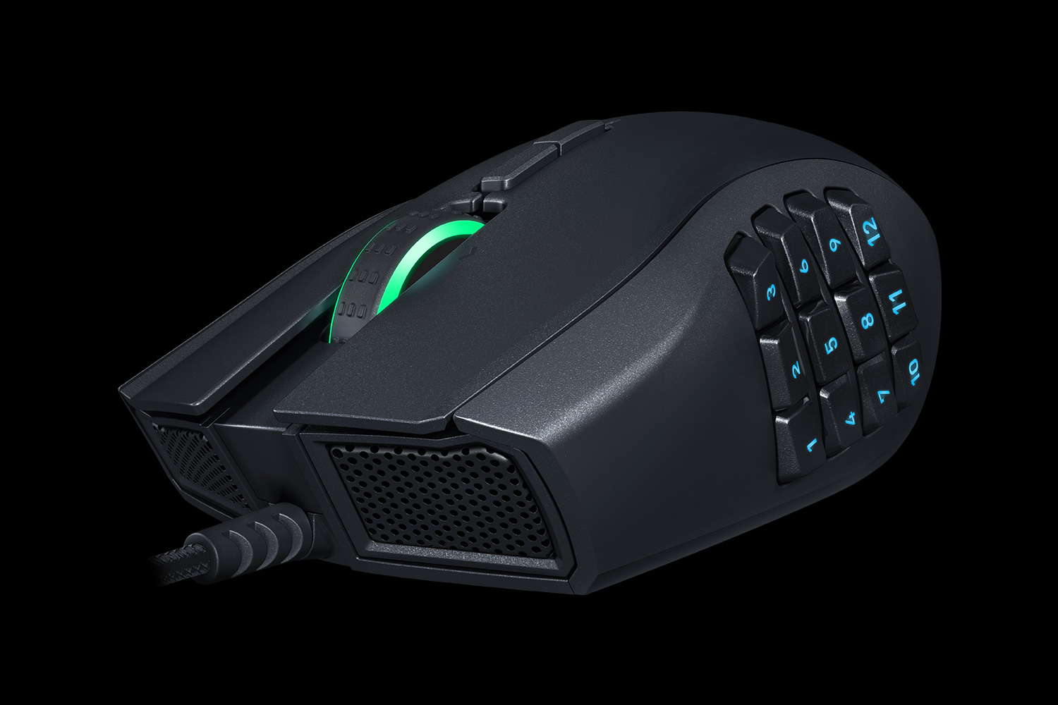 Refurbished Razer Naga Chroma Best Mmo Gaming Mouse