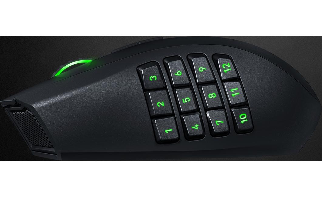 Razer Naga Epic Chroma Gaming Mouse Customizable Chroma