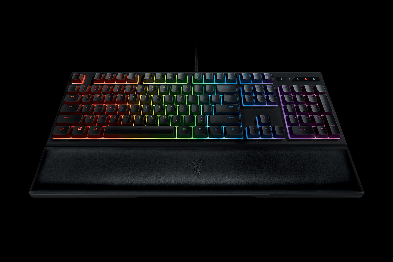how to change razer chroma keyboard lightd
