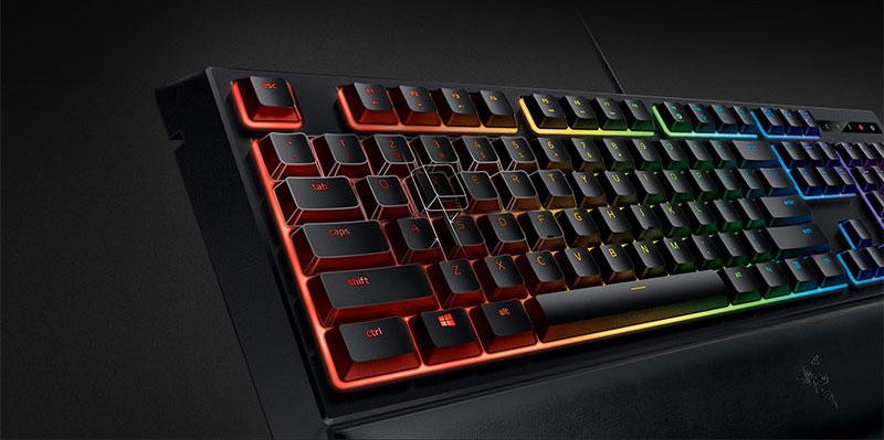 Razer Ornata Chroma - Mechanical Membrane Keyboard