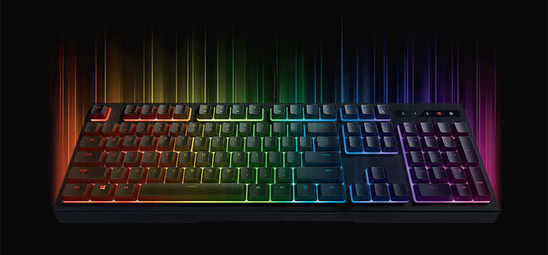 backlit gaming keyboard