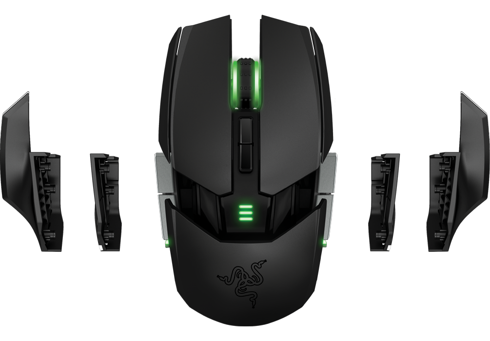 5e2d66d9c61 Razer Ouroboros Gaming Mouse - Ambidextrous Mouse for Gaming