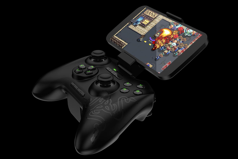Razer Serval Bluetooth Game Controller For Android Mobile Joystick Gamepad Prevnext