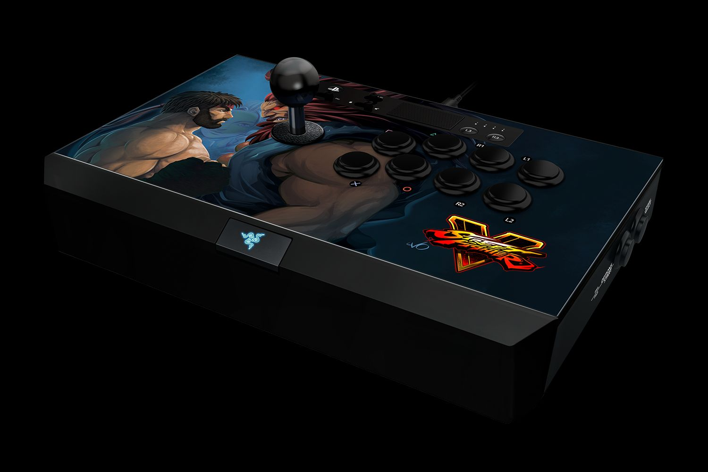 Razer Street Fighter V Razer Panthera Arcade Stick