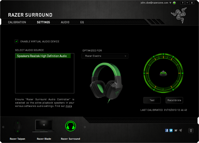 Download Razer Surround free