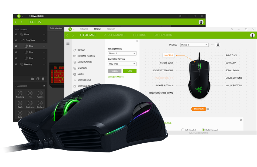 razer mamba download
