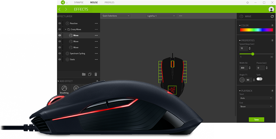 Razer Synapse 3 - Cloud-Based Hardware Configuration Tool